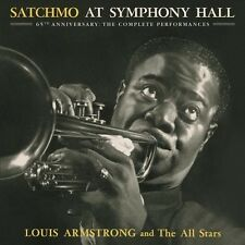 Satchmo At Symphony Hall 65th Anniversary: Complet -  (2012, CD NIEUW)2 DISC SET