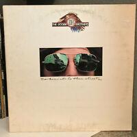 "THE DOOBIE BROTHERS - Takin' It To The Streets - 12"" Vinyl Record LP - EX"