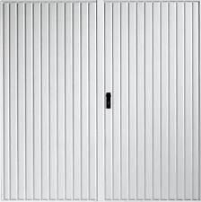 Brand New Steel Side Hinged Garage Door