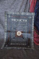 Old Tongan Traditional Tapa Cloth (B) …great for table or wall