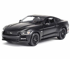 Maisto 1:18 2015 Ford Mustang GT Diecast Metal Model Car Black New 31197