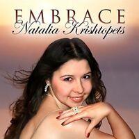 NATALIA KRISHTOPETS Embrace (2017) 12-track CD album BRAND NEW