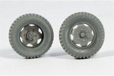 Mercedes 1500 Late 6 holes Road wheels (Gelande patt.),RE35-364,PANZER ART, 1:35