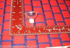 Box of 10 ~ 5w 6v fiber optic HALOGEN LIGHT BULB G4 MR11 ~ 5 watt 6 volt covered