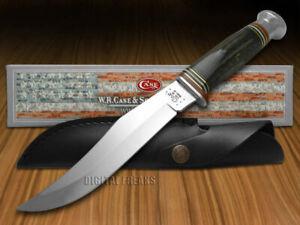 Case xx Fixed Blade Hunter Knife Genuine Buffalo Horn Handle 17910
