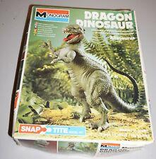 Dragon Dinosaur Allosaurus Monogram Complete & Unstarted.