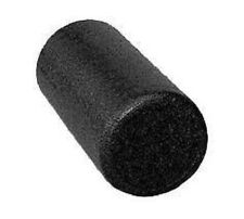 High Density Black Foam Roll - 12X6""