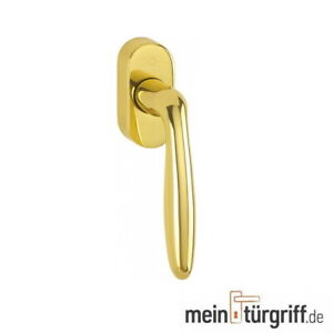 Antik Style Messing Fenster Griff Fenstergriff Fenstergriffe Fensterolive F6AW