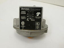 Antunes Controls Model HGP-H High Pressure Single Gas Switch