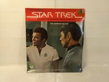 "Star Trek The Human Factor 7"" 45Rpm Extended Play Peter Pan Record ff1"