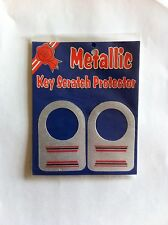 Car Sticky Sticker Key Scratch Silver Protector  Locks Large Hole Door Addesive