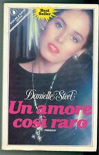 STEEL DANIELLE UNA AMORE COSI' RARO SPERLING & KUPFER 1984 PANDORA 238 PRIMA ED.