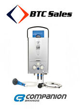 Companion RV Aquacube Digital Water Heater Shower