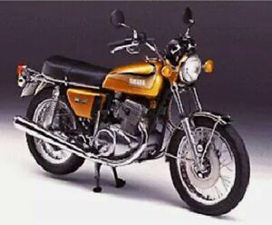 YAMAHA TX750 1973 DECAL KIT
