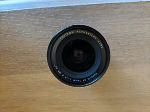 FUJIFILM XF 16mm f/1.4 R WR Lens fuji