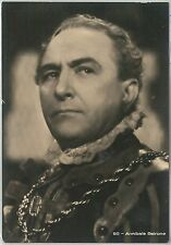 61761 - VINTAGE PICTURE CARD - CINEMA ACTOR : Annibale Betrone