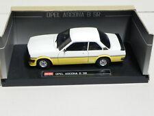 Sun Star 1/18 Opel Ascona B i2000 #5343 white/yellow  die cast