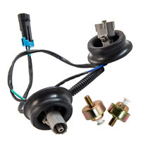 Knock Sensor Set With Harness Connectors For Holden Commodore Chevy GMC 10456603