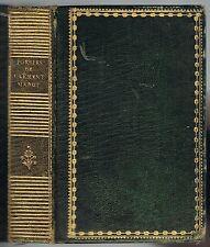 CHOIX de POÉSIES de Clément MAROT et de ses Devanciers Werdet-Parrmantier 1825