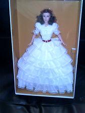 Scarlett O'Hara Doll Barbie  Prayer Dress Gold Label Beautiful NIB