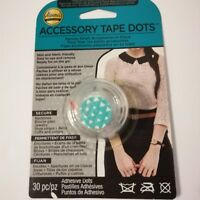 NEW Aleene's Accessory Tape Dots - Skin and Fabric Friendly
