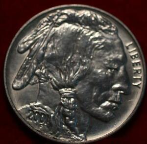Uncirculated 2001-D Denver Mint Buffalo Comm Silver Dollar