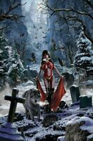 Vampirella #1 John Gallagher Virgin Variant - NM or Better - Limited to 500