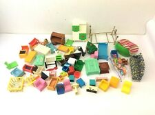 Mixed Vintage Lot Barbie Mattel 1977 F-P Toys Beauregard Hound 1969 Toys Parts