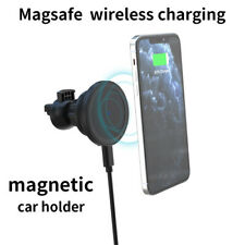 MagSafe Magnetic 15W Wireless Car Fast Charger Holder For iPhone 12 Pro Max Hot