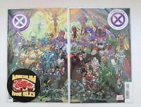 Comic | House & Powers of X #6 Garron Connecting Set Marvel 2019 NM+ SALE