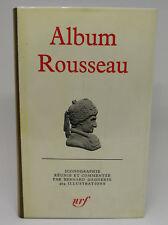 PLÉIADE - ALBUM ROUSSEAU (1976)