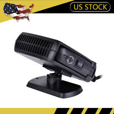 3-hole Portable Metal Car Suv Heating Cooling Heater Defroster Demister 12v 80w 2019 New Fashion Style Online Ebay Motors