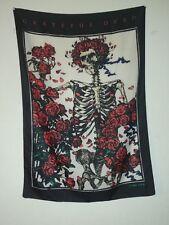 Vintage Grateful Dead Bertha Tapestry 1994 G.D.M 💀 🌹