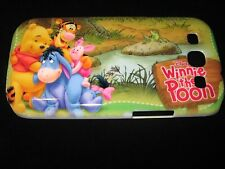 Pooh & Friends Hard Cover Case for Samsung S3  By The Pond Piglet Eeyore Tigger