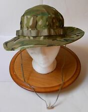 """BOONIE HAT """"MULTI-CAM"""" 50-50 NYCO RIPSTOP, MIL-SPEC., R&B, 7 3/4""""(X-LARGE) NEW!"""
