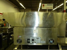 Holman (Star) QT14 - Conveyor Sandwich Warmer w/ Hood - Refurbished