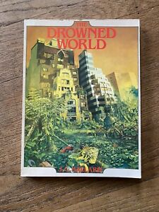 The Drowned World By J G Ballard Dragons Dream 1981 Paperback Illustrated