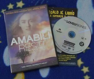 Amabili resti - Mark Wahlberg; Rachel Weisz; Susan Sarandon (DVD; 2010) .