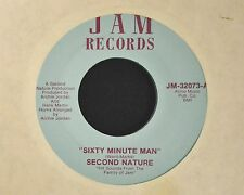 Second Nature Jam 32073 Sixty Minute Man and You Must Be A Miracle Mint-