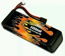 Maxamps LiPo 5450 3cell 11.1v best Battery Traxxas Aton and Aton plus 3s 120c