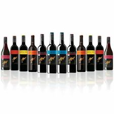 All The Yellow Tail Mixed Red Wine Favourites Dozen (12 bottles) Free Shipping