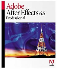 Adobe After Effects 6.5 Pro For Windows full version (AfterEffects)  Genuine