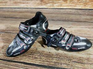 SPECTRA Road Cycling Shoes Biking Boots 3 Bolts Size EU43, US9.5