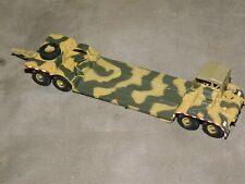 voricht beim uberholen Anhagenbreite Military Army Tank Vehicle Carrier 1:72