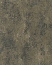Marburg Tapete Nabucco 58015 UN SOLO COLOR ORO NEGRO Papel pintado fieltro