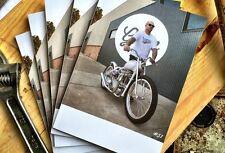 Greasy Kulture Magazine 51 GKM Harley Triumph panhead WLA ironhead Chopper BSA