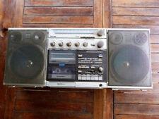 Boombox et radiocassettes portables jack pour casque