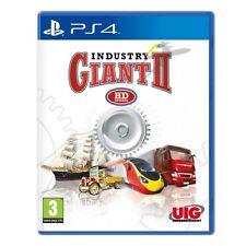 PS4 JUEGO industria Gigante 2 HD Remake Producto NUEVO