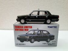 Tomica Limited Vintage Neo - LV-N219a Toyota Crown Sedan Taxi