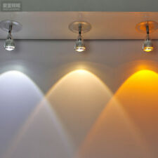 LED Light Fixtures Close to Ceiling Lamp TV Modern Lighting Wall Spotlight
